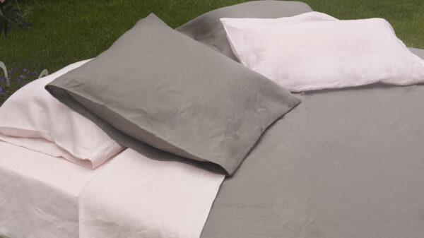 """Alt=""""ropa de cama de lino"""""""