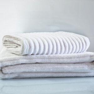 """Alt=""""toallas de algodón orgánico"""""""