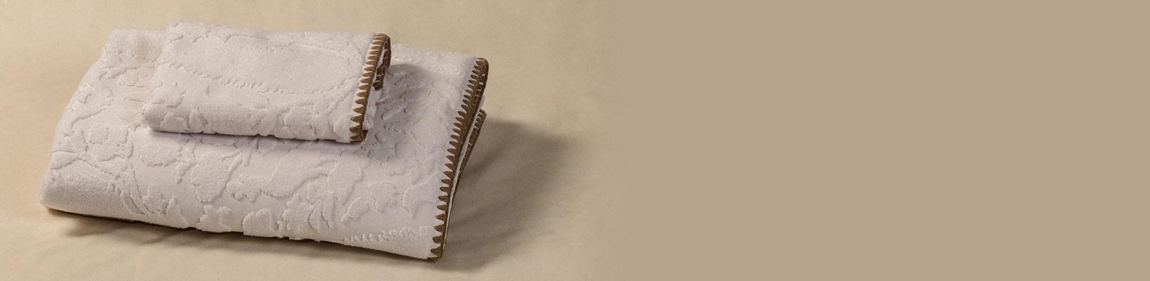 Toallas cero torsión para baños