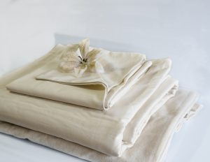 Sábanas de algodón orgánico