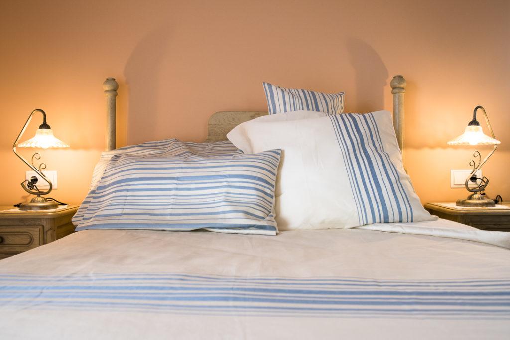Ropa de cama de lujo