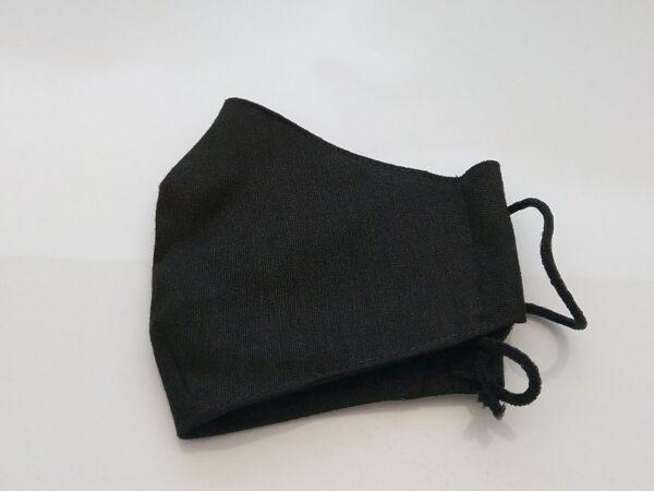 Mascarillas-de-tela-negra-lavables-lino