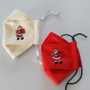 mascarillas-navidad-papanoel