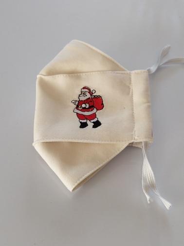 mascarillas-navidad-papa-Noel-comprar